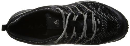 adidas Herren Sneaker 41.3 Negro / Rojo / Gris