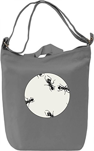 Bugs Borsa Giornaliera Canvas Canvas Day Bag| 100% Premium Cotton Canvas| DTG Printing|