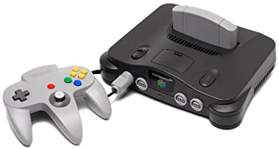 Nintendo 64 System - Video Game Console w/ Expansion Pak