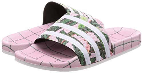 Femme De Plage ftwbla W 000 Multicolore rosmar Piscine amp; Adilette Chaussures Adidas supcol qaHFF0
