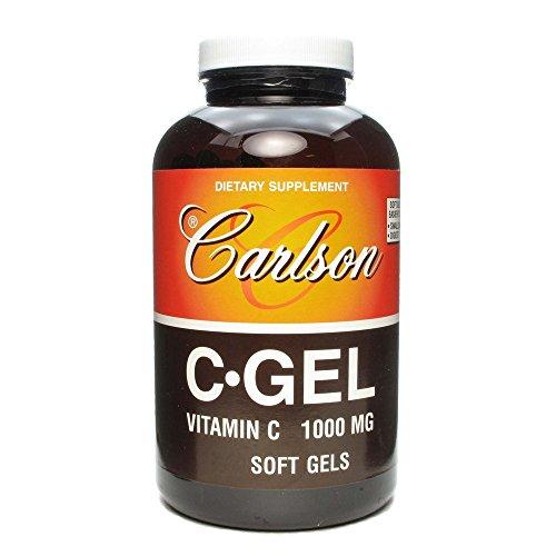 Carlson Natural Vitamin 1000mg Softgels product image