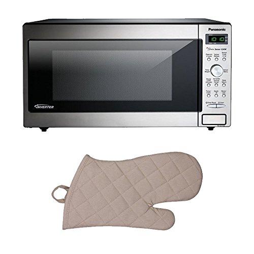panasonic inverter 1250w microwave manual