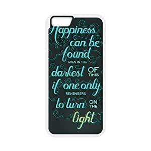 Harry Potter quotes iPhone 6 Plus 5.5 Inch Cell Phone Case White Q5L8YX