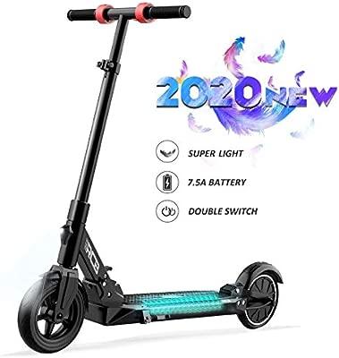 RCB Patinete Eléctrico Scooter eléctrico Plegable Ultra ...