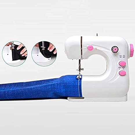 REFURBISHHOUSE Máquinas de Coser de Mano Portátiles Coser Coser ...