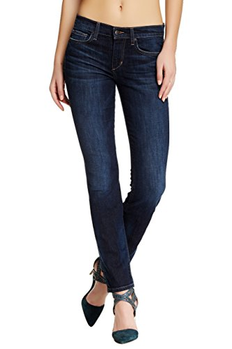 Cigarette Leg Stretch Jeans (Joe's Jeans Cigarette Straight & Narrow Leg Jeans Denim Pants in Malia (23))