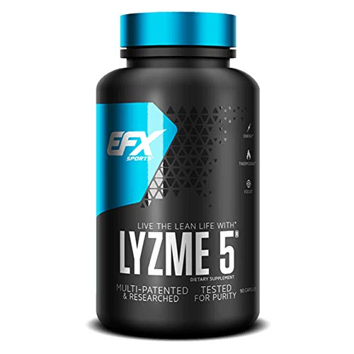 EFX Sports LYZME5 Weight Loss Supplement | Energy, Thermogenic, Focus