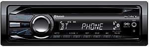 Sony MEX-BT2800 - Radio para coche (Negro, 4x 52W, 208W)