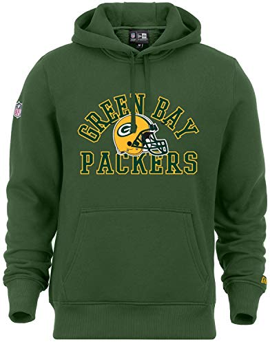 Verde À Capuchon Cilantro Green Era Nfl College Hoodie Packers New Chandail Bay RvAq7z