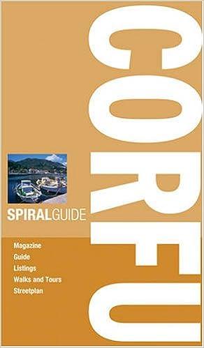 Corfu (AA Spiral Guides)
