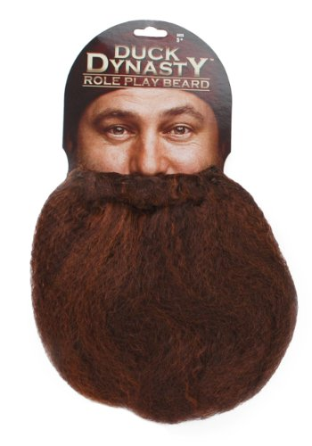 Duck Dynasty Child Willie Role Play Beard Standard by -