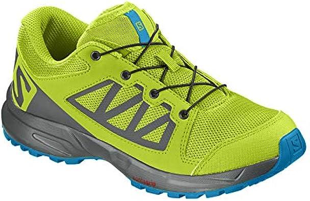 Salomon XA Elevate J, Zapatillas de Running para Asfalto Unisex Niños: Amazon.es: Zapatos y complementos