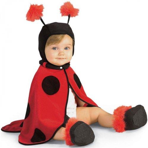 Caped Cuties, Lil Ladybug Infant Costume]()