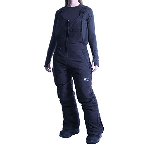 Womens Bib Snow Pants - 8