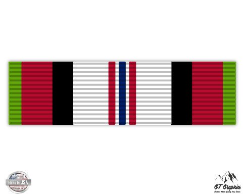 GT Graphics Afghanistan Campaign Service Ribbon - 3