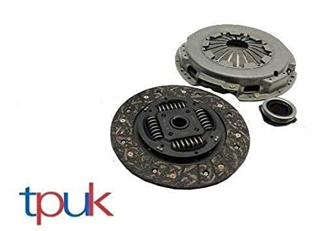 Tranit MK6 2.4 RWD Kit de embrague 00-06 5 velocidades IFSOLID FLYWHEEL FITTED: Amazon.es: Coche y moto
