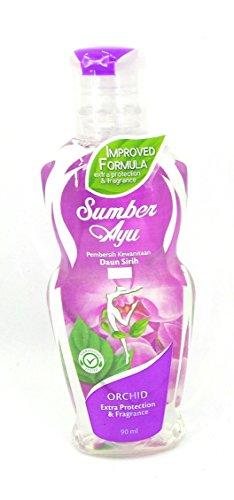 Sumber Ayu Sabun Daun Sirih Orchid, 90ml (2 Bottles)