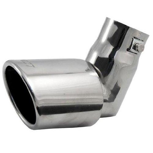 3 opinioni per Hardcastle Tagliamarmitta ovale in acciaio inossidabile per auto con marmitta a