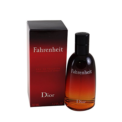 - Christian Dior Fahrenheit for Men by Eau de Toilette Spray - 1.7 oz / 50 ml