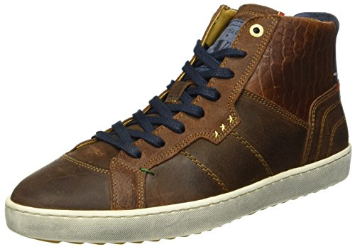 Pantofola d'Oro Canaverse Mid, Sneaker Uomo Blu (Jcu)