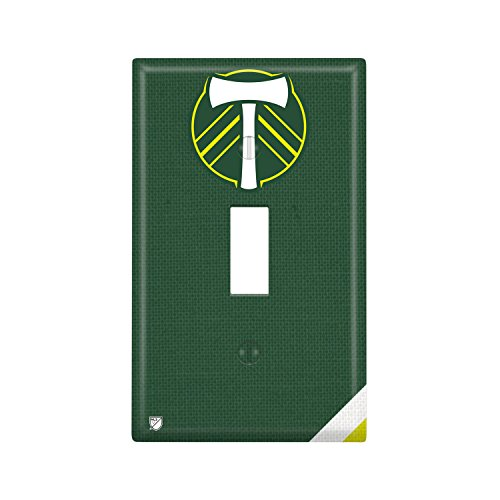 Portland Timbers Single Toggle Light Switch Cover MLS