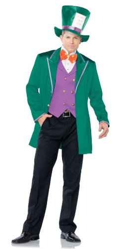 Mad Tea Party Host Adult Costume - X-Large -
