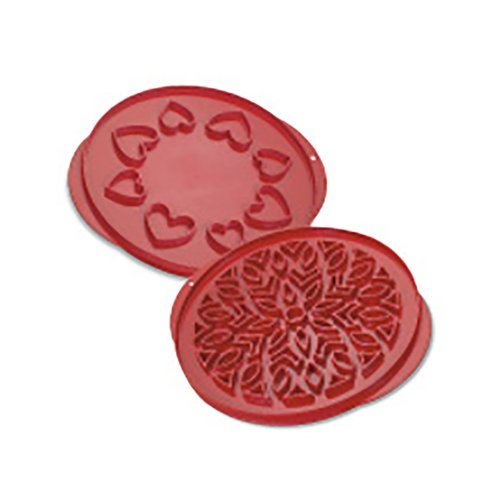 (Nordic Ware Lattice & Hearts Pie Top Cutter)