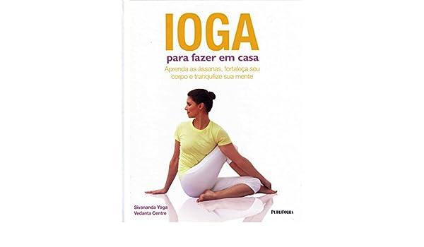Ioga Para Fazer Em Casa (Em Portuguese do Brasil): Amazon.es ...