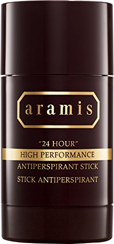 (Aramis 24 Hour High Performance Antiperspirant Stick for Men, 2.6 Ounce )