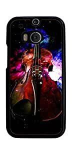 Hipstr Nebula Hard Case for HTC ONE M8 ( Sugar Skull )