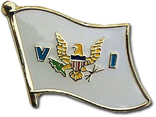 US Virgin Islands - National Lapel Pin