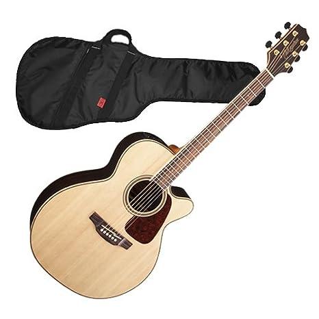 Bolsa de guitarra TAKAMINE gn93ce NEX Guitars Performer Pak W ...