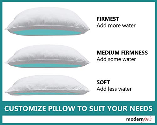 MODERNJOE'S Queen Size Water Pillow