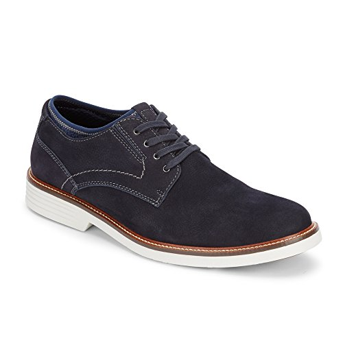 Dockers Mens Parnell Alpha Plain Toe Oxford Shoe with NeverWet
