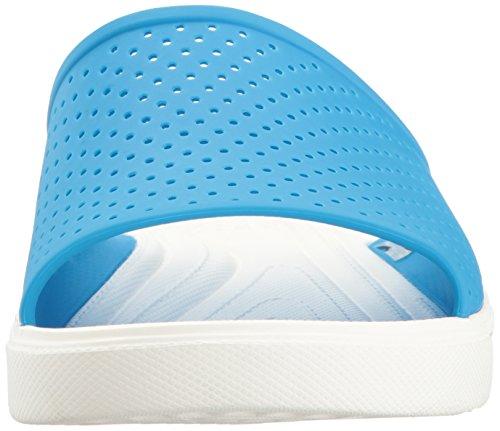 Blu Uomo White 49y Infradito Ocean Roka Citilane Crocs aPFAgn