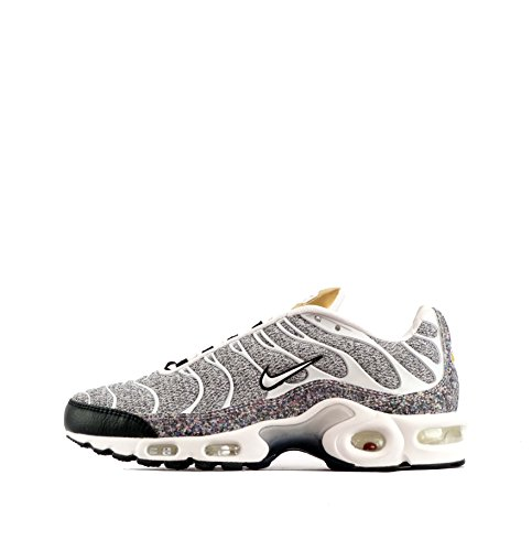 competitive price 2bdbf 34ae2 running shoes women NIKE Womens Air Max Plus SE (Tuned White Black)  862201-100 Size 9.5 US (10, Tuned White Black)