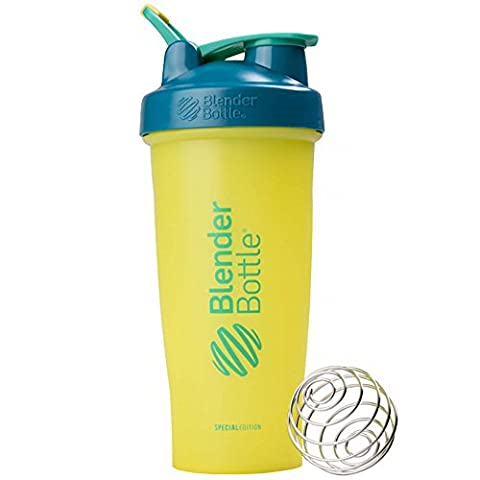 Blender Bottle Special Edition 28 oz. Shaker with Loop Top (Solar) (Us Premium Hcg)