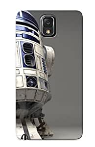 Podiumjiwrp Case Cover For Galaxy Note 3 - Retailer Packaging R2-d2 Protective Case
