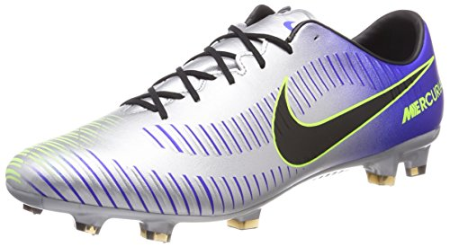Homme Veloce Iii Chaussures racer Blue 407 Football black De Fg Nike Mercurial chr Njr Multicolore nwB5Eqx18R