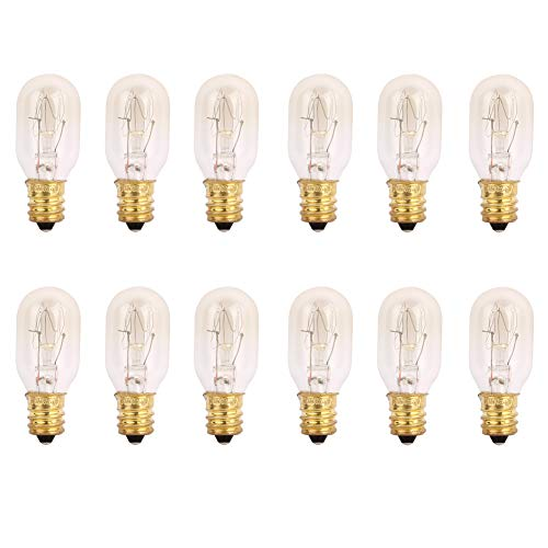 Tgs Gems 25 Watt Himalayan Salt Lamp Light Bulbs