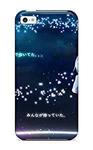Excellent Iphone 5c Case Tpu Cover Back Skin Protector Angel Beats Beats! Anime Other