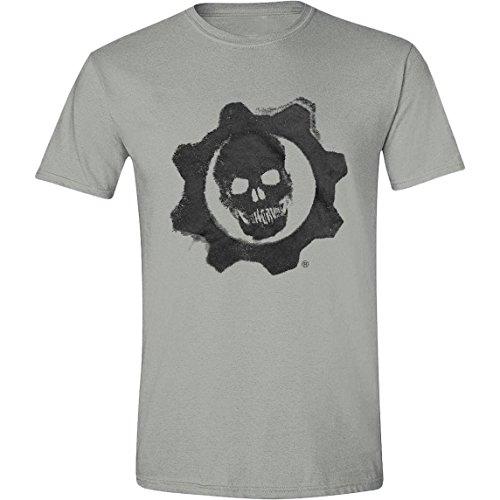 Gears of War 4 T-Shirt - Crimson Omen (S) (Gears Of War 4 Rise Of The Horde)
