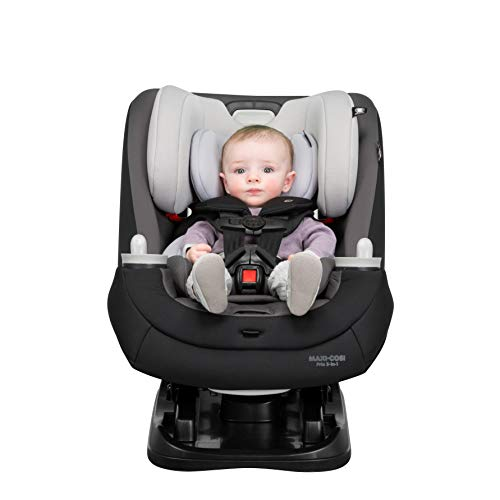 41h8MPXaeOL - Maxi-Cosi Pria 3-in-1 Convertible Car Seat, Blackened Pearl