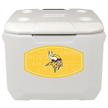 NFL Minnesota Vikings 60-Quart Performance Cooler