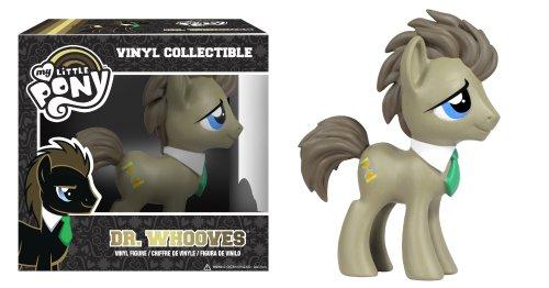 Funko My Little Pony: Dr. Whooves Vinyl Figure (Vinyl Model Figure)