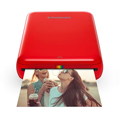 Polaroid Zip Wireless Mobile Photo Mini Printer – Compatible w/iOS & Android, NFC & Bluetooth Devices