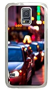 Samsung Galaxy S5 Times Get Hard PC Custom Samsung Galaxy S5 Case Cover Transparent