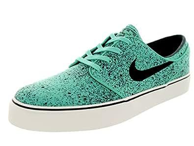 Nike Zoom Stefan Janoski Prem Crystal Menta Black Skate Zapatos