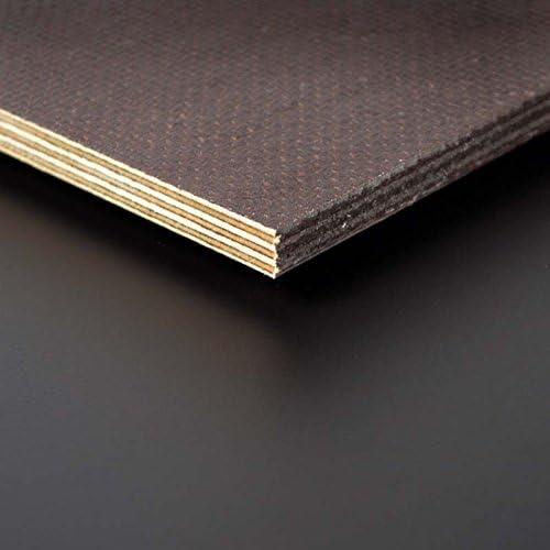 125 x 30 cm Siebdruckplatten 9mm 28/€m/² Siebdruckplatte Siebdruck Sperrholz Birke Anh/änger NEU