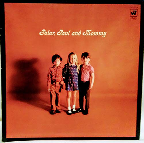 PETER, PAUL & MARY Peter Paul and Mommy LP original US SEALED MINT gatefold WB 1785 folk Puff The Magic Dragon